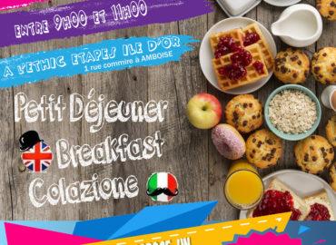LE 09 DECEMBRE 2017 : CAFE DES LANGUES ITALIEN ANGLAIS